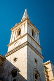St. Paul`s Anglican Pro-Cathedral, Valletta, Malta Royalty Free Stock Photos