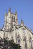 St Paul's Cathadral, Kolkata stock photo