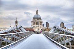 St Paul's Cathedra Royalty Free Stock Photo