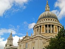 St. Paul's Cathedral 02 Royalty Free Stock Images