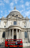 St. Paul's Cathedral Royalty Free Stock Images