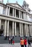 St Paul's cathedral Stock Images
