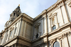 St Paul's cathedral Stock Image