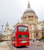 St. Paul's Cathedral Stock Images
