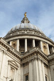 St.Paul's cathedral Royalty Free Stock Photography