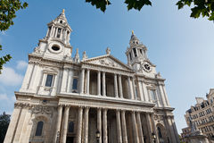 St.Paul's Cathedral Stock Photo