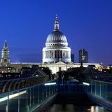 St Paul's Cathedral Stock Photography