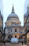 St Paul's Cathedral Royalty Free Stock Photo