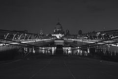 St paul's cathedral. City Of London Stock Image