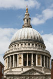 St. Paul's Cathedral Dome Royalty Free Stock Photography