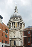 St Paul`s cathedral - dome Stock Images