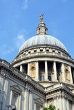 St Paul's Cathedral Dome, London. Stock Photos