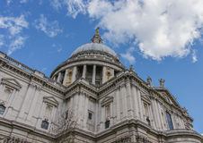 St. Paul's Cathedral Dome, London Stock Photos