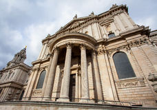 St Paul`s Cathedral. Royalty Free Stock Photos