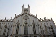 St Paul's Cathedral, Kolkata Stock Images