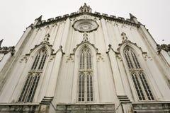 St. Paul's Cathedral of Kolkata, India Stock Photography
