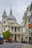 St. Paul's Cathedral, Landmark in London Royalty Free Stock Photo
