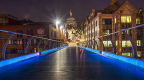 St Paul's Cathedral  Royalty Free Stock Photography
