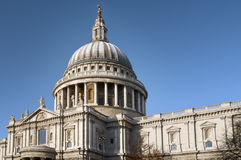 St. Paul's Cathedral (London) Royalty Free Stock Image