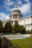 St Paul's cathedral in London Royalty Free Stock Image