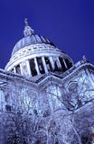 St. Paul's Cathedral- London Royalty Free Stock Photography