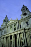 St. Paul's Cathedral- London Royalty Free Stock Photo