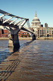 St. Paul`s Cathedral, London. Royalty Free Stock Photography