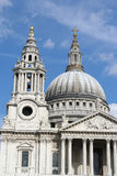 St Paul's Cathedral, London royalty free stock images