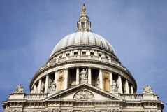 St. Paul's Cathedral, London Royalty Free Stock Photos