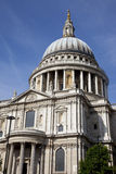 St. Paul's Cathedral, London Royalty Free Stock Photography