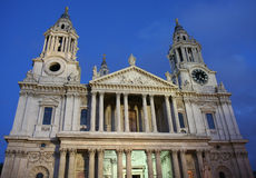 St Paul's Cathedral London Royalty Free Stock Image