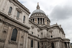 St. Paul's Cathedral Stock Image