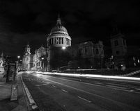 St Paul's Cathedral Royalty Free Stock Photos