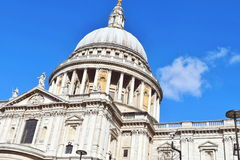 St. Paul's Royalty Free Stock Images