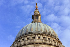 St. Paul's cathedral - London Royalty Free Stock Photography
