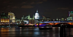 St Paul's Cathedral, London, England Royalty Free Stock Photography
