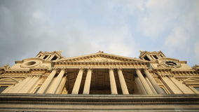 St Paul's Cathedral London stock video