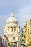 St Paul's Cathedral in London Stock Image