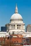 St Paul's Cathedral, London, UK. Royalty Free Stock Photography
