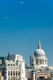 St Paul's Cathedral, London, UK. Royalty Free Stock Images