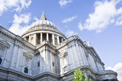 St Paul's Cathedral, London, UK Royalty Free Stock Photography