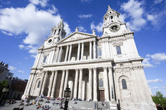 St Paul's Cathedral, London, UK Stock Photography