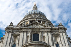 St Paul's Cathedral in London Royalty Free Stock Photos