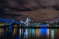 St Paul's Cathedral, London UK Royalty Free Stock Photo
