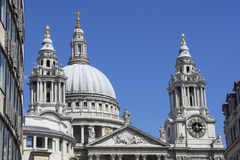 St. Paul's Cathedral, London, United Kingdom Royalty Free Stock Image
