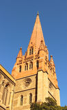 St Paul's Cathedral, Melbourne, Australia. Stock Photography