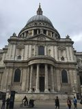 St. Paul's cathedral Royalty Free Stock Photography