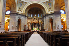St Paul`s Cathedral, St. Paul Minnesota Royalty Free Stock Photos
