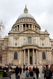 St Paul`s Cathedral. Stock Image