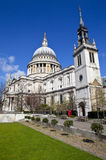 St. Paul's Cathedral and the Tower of the Former St. Augustine C Stock Images